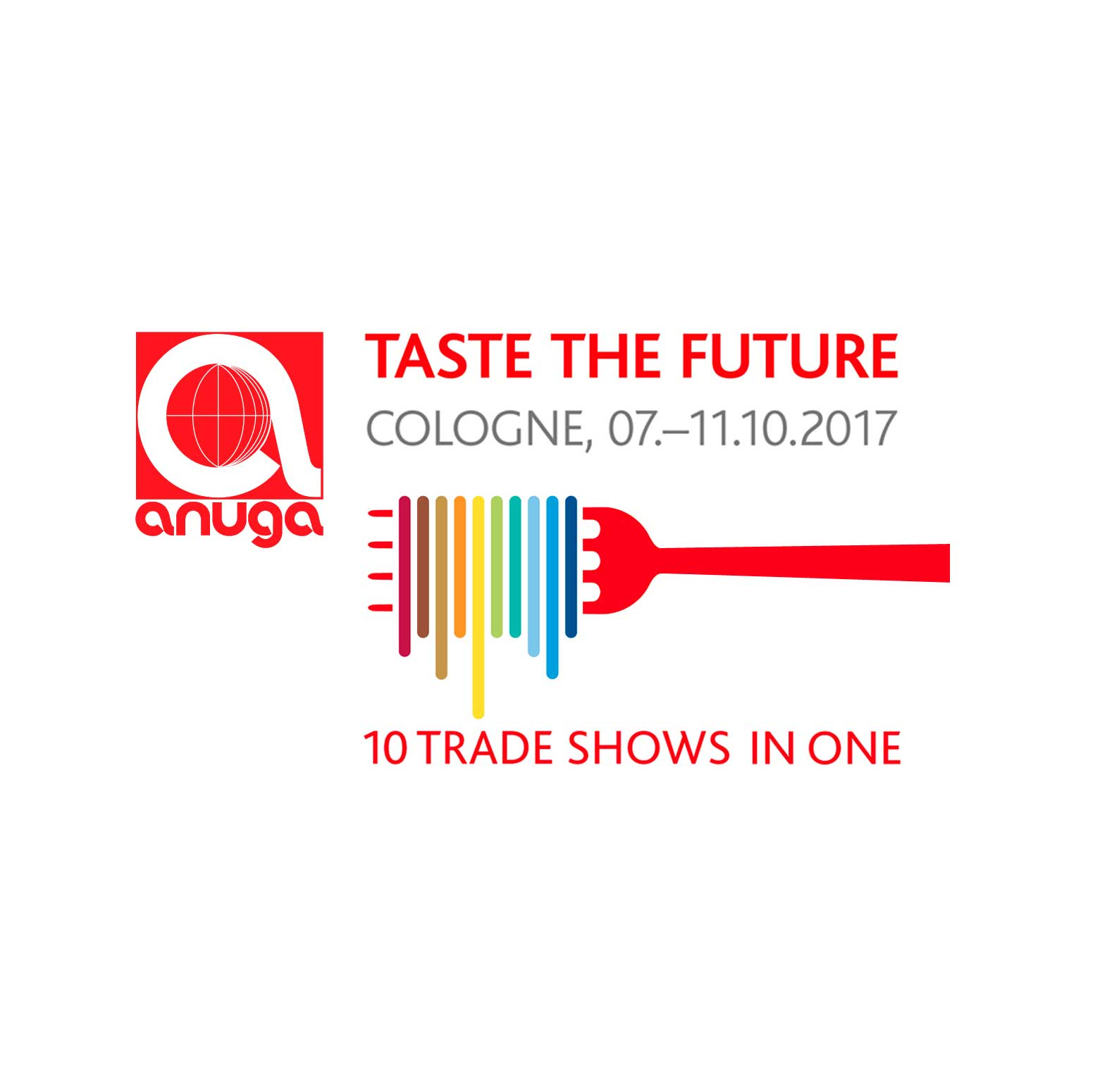 logo of Anuga 2019
